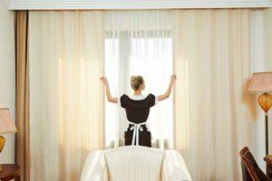 Fiche de poste : La femme de chambre