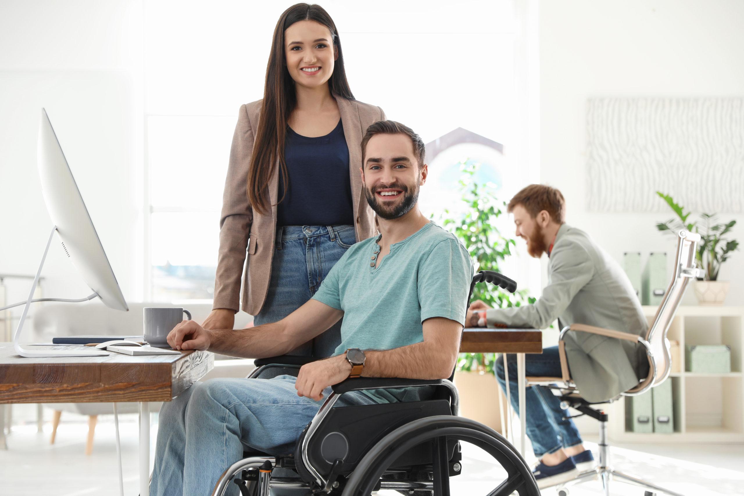 Trouver une mission d'intérim en situation de handicap