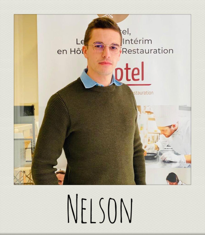 Portrait du mois : Nelson, consultant chez Adaptel